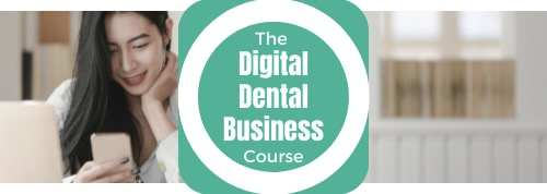 Digital Dental business course Nottingham