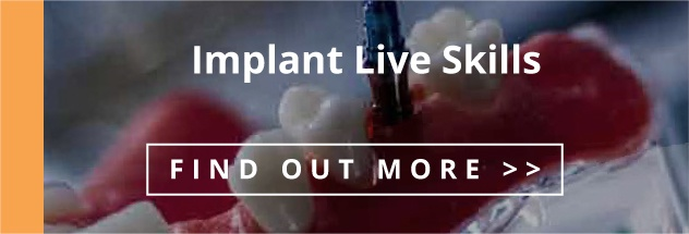 Implant Live Skills Course