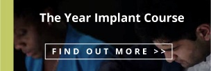 The Year Implant Course