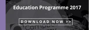 Education Programme 2017