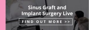Sinus Graft and - Implant Surgery Live