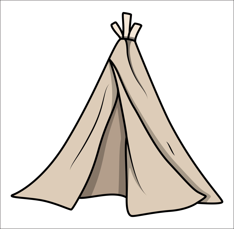 cartoon-kids-tent-vector-illustrations_X156sZ_L