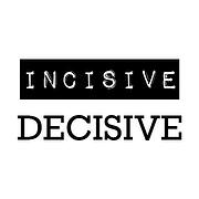 incisive decisive logo Facebook
