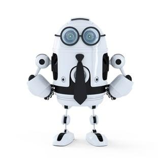 robot vs